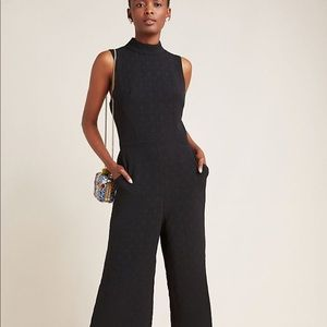 Flash sale! - Charley Mock Neck Jumpsuit